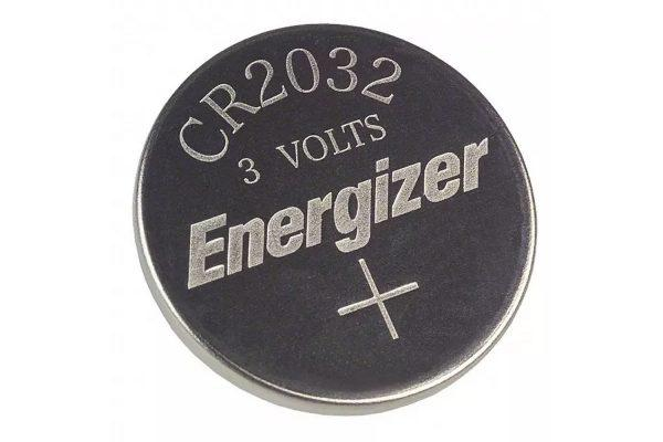 Плоская батарейка на 3В