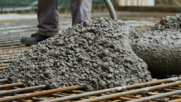 Применение бетона М400