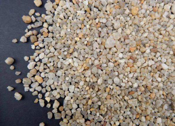 Речной песок фракция 2-5 мм