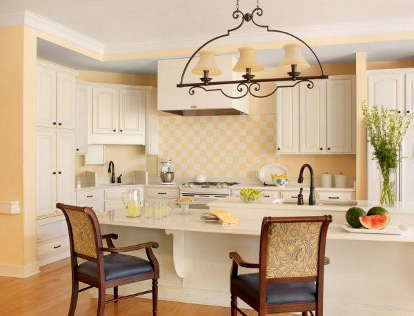 Стильный интерьер на кухне