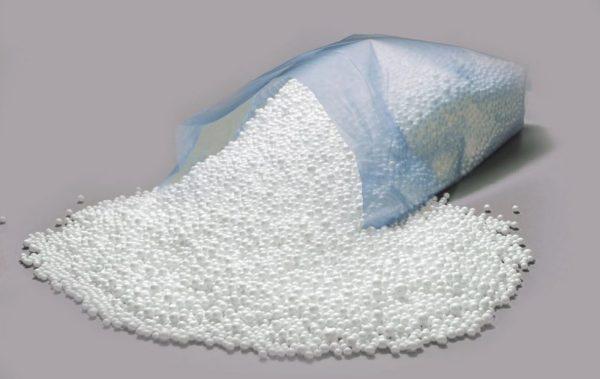 Вспененный полистирол в гранулах