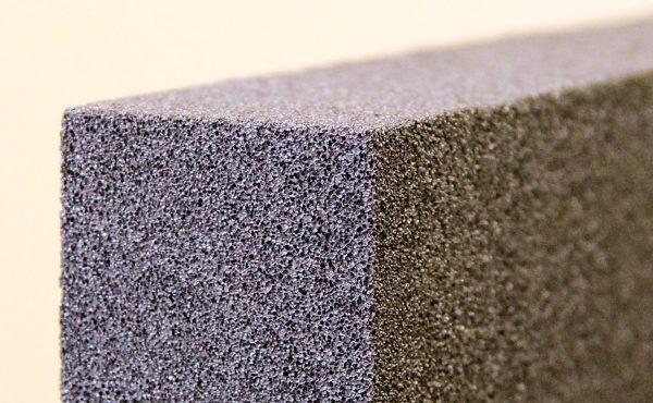 Ячеистый огнеупорный бетон