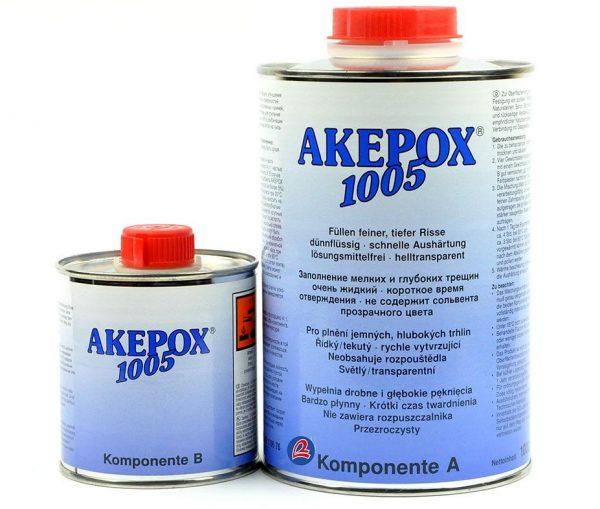 Эпоксидный клей для камня Акепокс
