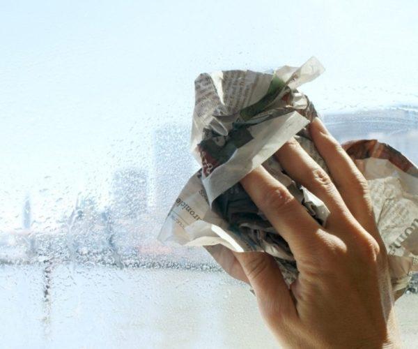 Отличное средство для чистки окон