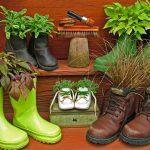 Использование старой обуви