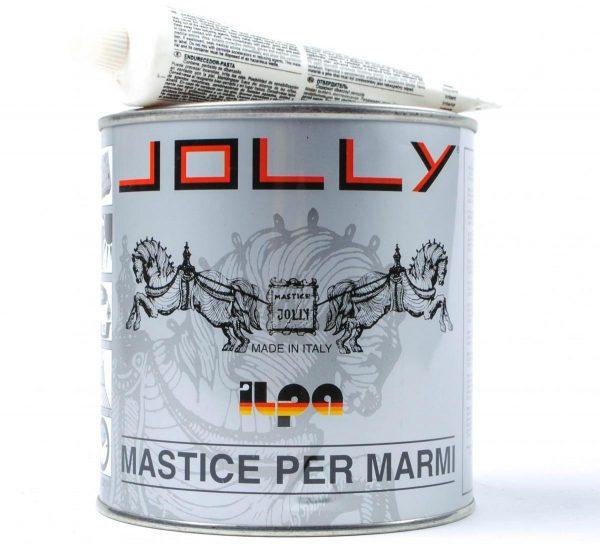 Клей для камня полиэфирный жидкий ILPA JOLLY