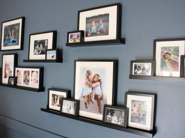 Коллаж из фото на стену