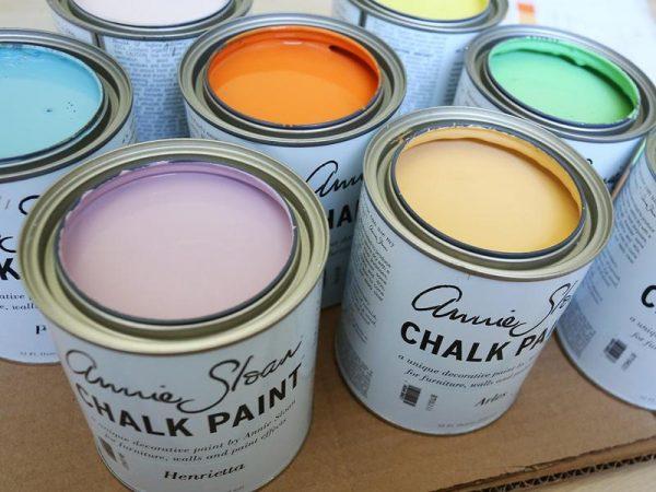Меловая краска Chalky Paint