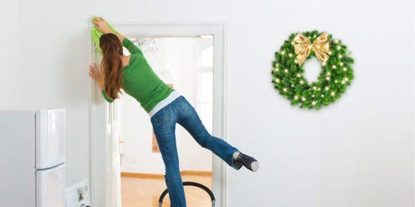 Новогодняя уборка квартиры