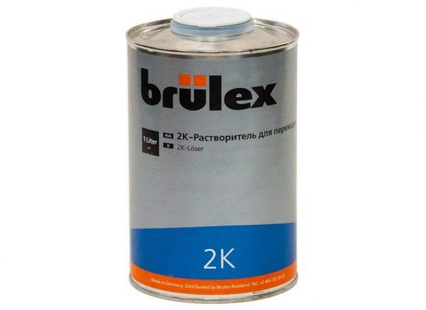 Растворитель для переходов 2К Brulex