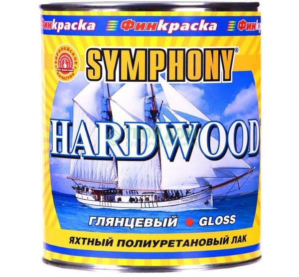 Яхтный полиуретановый лак Symphony Hardwood