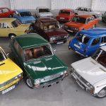 Цвета советских автомобилей
