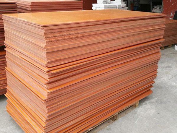 Оксидированная сталь COR-TEN