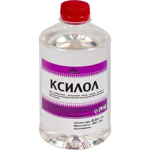 Органический растворитель ксилол