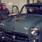 Полировка автомобиля в СССР
