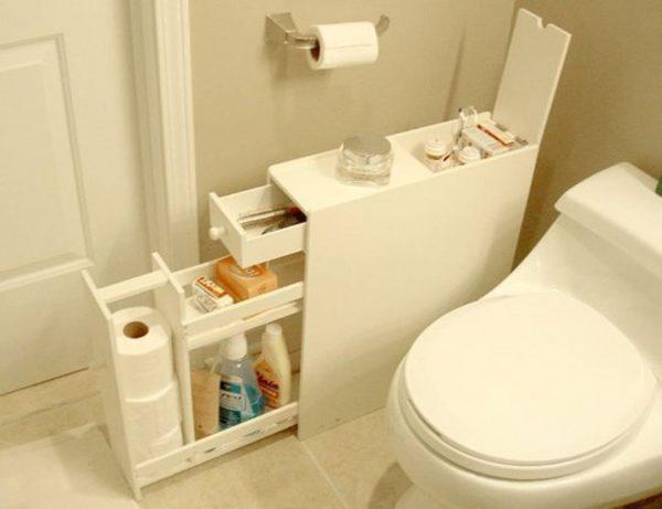 Тумбочка для туалета