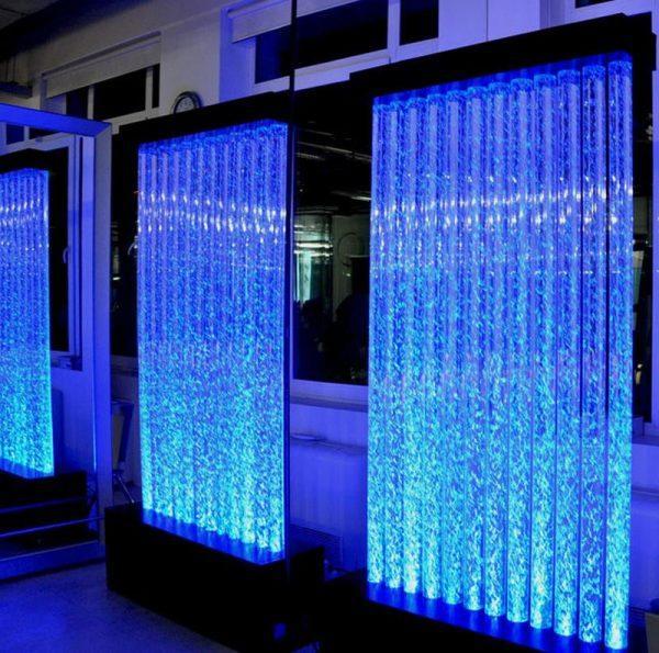 Воздушно-пузырьковая колоннада