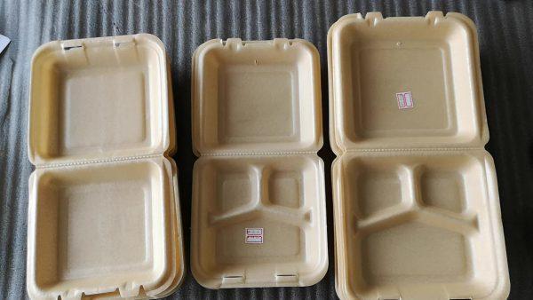 Биоразлагаемые одноразовые упаковки PLA