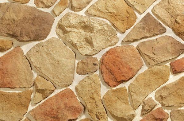 Декоративное покрытие из искусственного камня