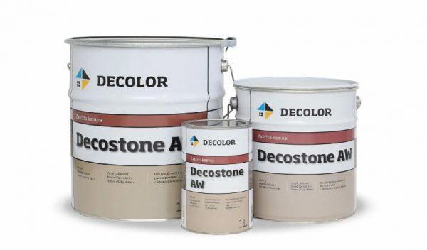 "Лак-пропитка для камня ""Decostone"" AW"