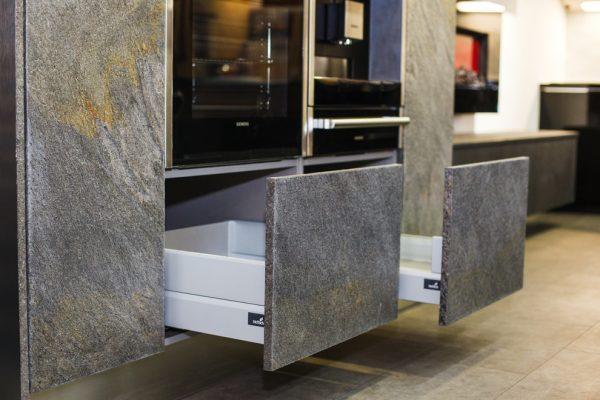 Мебельные фасады из бетона