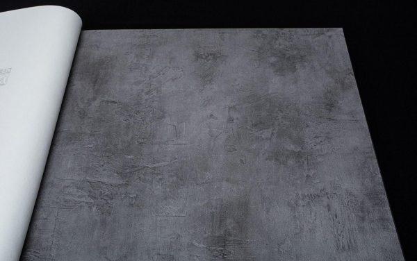 Обои виниловые с рисунком под бетон