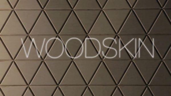 Отделочный материал Woodskin