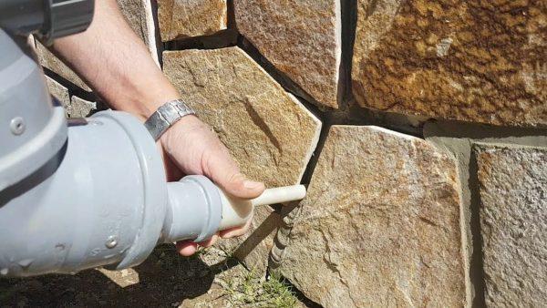 Затирки для камня