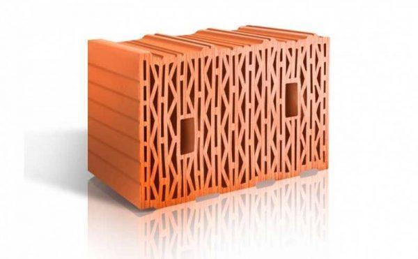 Блок керамический поризованный ЛСР 10