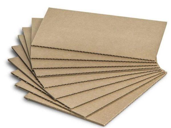 Гофрированный картон