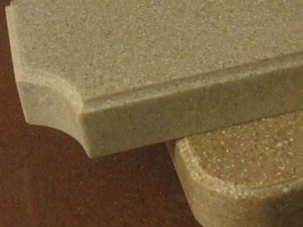 Изделия из литьевого гранита