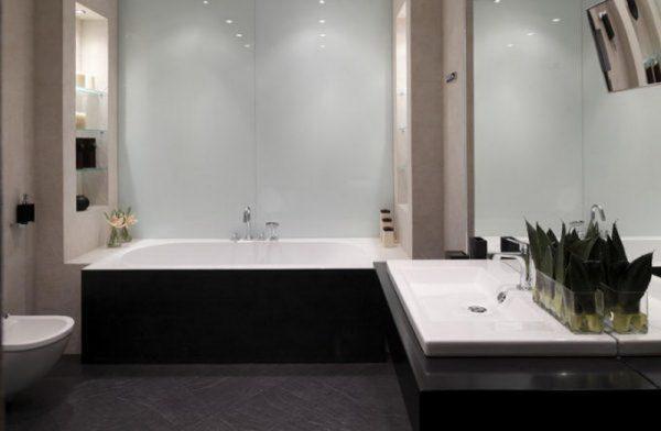 Ванная комната Кэти Топурия