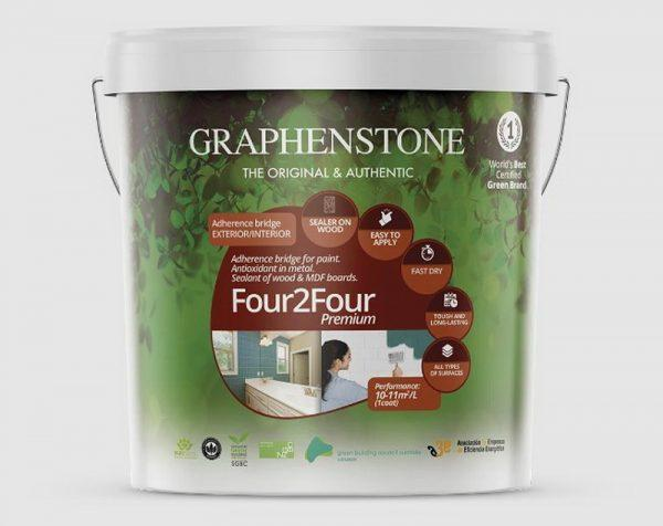 Адгезионная антикоррозийная грунтовка Graphenstone
