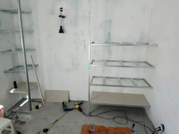 Инструменты и материалы для шкафа