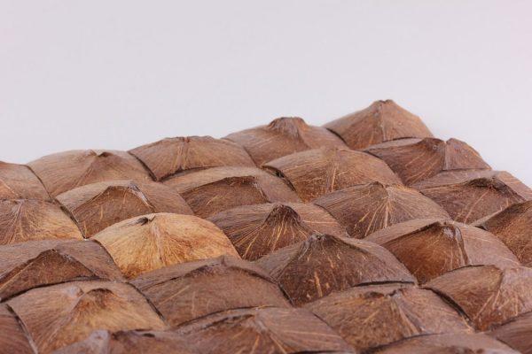 Кокосовая плитка Cosca корица