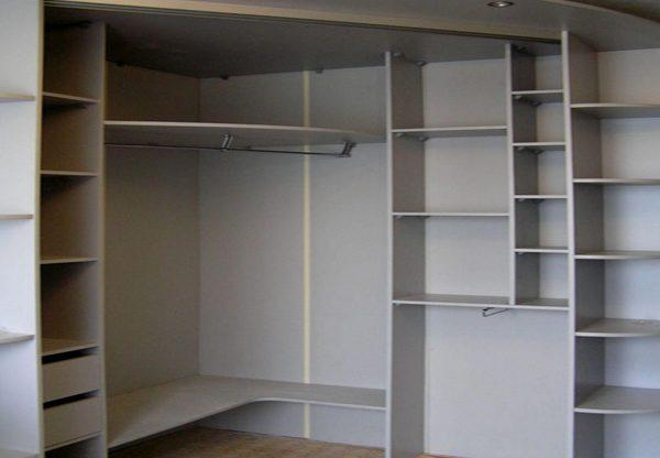 Мебель из гипсокартона не рассчитана на высокие нагрузки