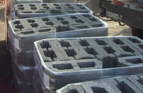 Строительные блоки из торфа