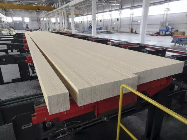 Технология Laminated Veneer Lumber