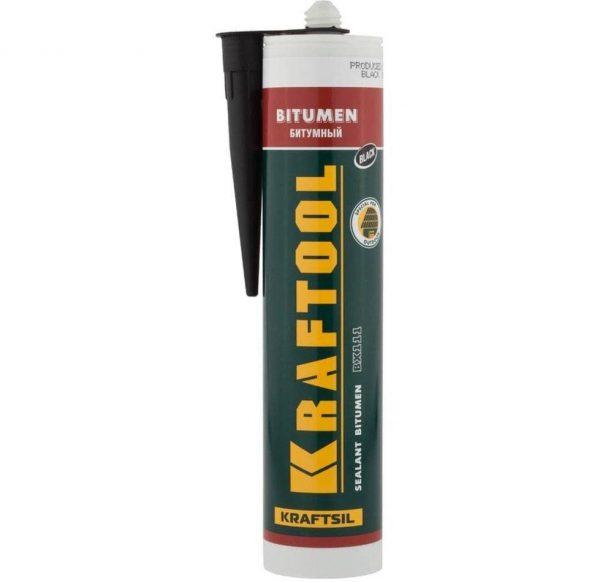 Герметик Kraftool BX111 Kraftsil Bitumen