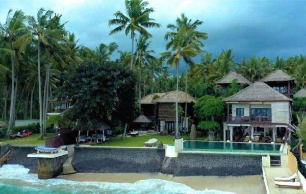 Комплекс зданий Фадеева на Бали