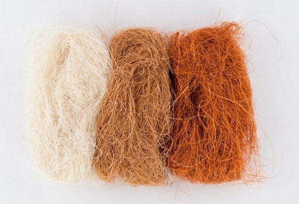 Натуральное сизалевое волокно