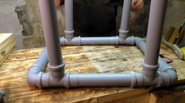 Рама для столика