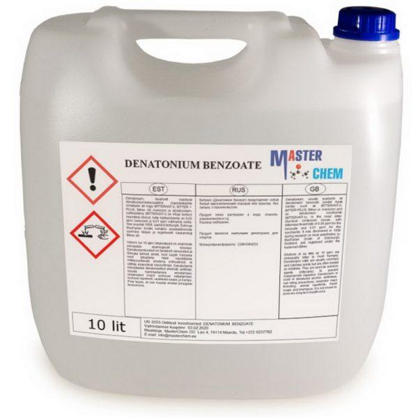 Раствор денатониум бензоат