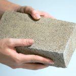 Кирпичные блоки из песка и бактерий