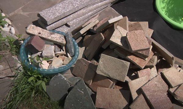 Материалы для дачного фонтана