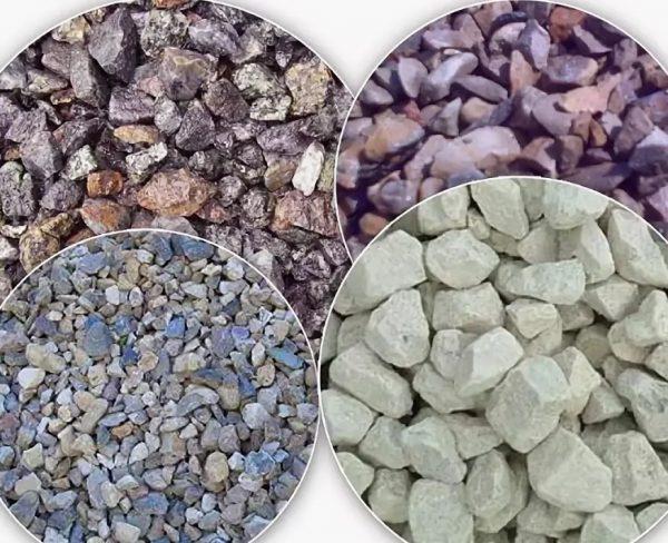 Наполнители для бетонного раствора