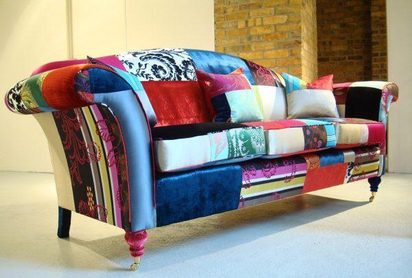 Обновление старого дивана