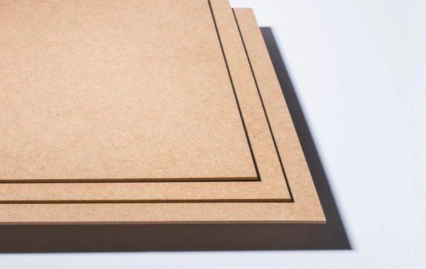Плита древесноволокнистая высокой плотности ХДФ