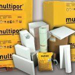 Плитный утеплитель Multipor