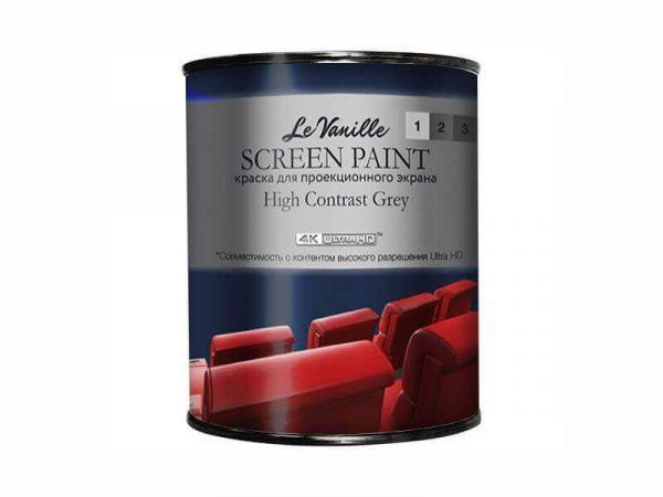 Проекционная краска SPS Grey contrast